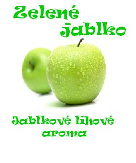 Zelené jablko - lihové aroma 100 ml