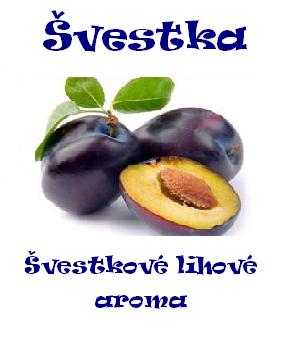 Pomerančové - lihové aroma 100 ml