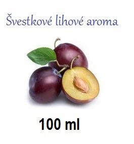 Švestkové aroma 100 ml