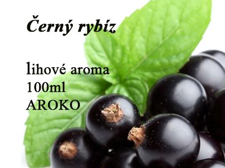 Lesní jahoda (Aromka) - lihové aroma 100 ml