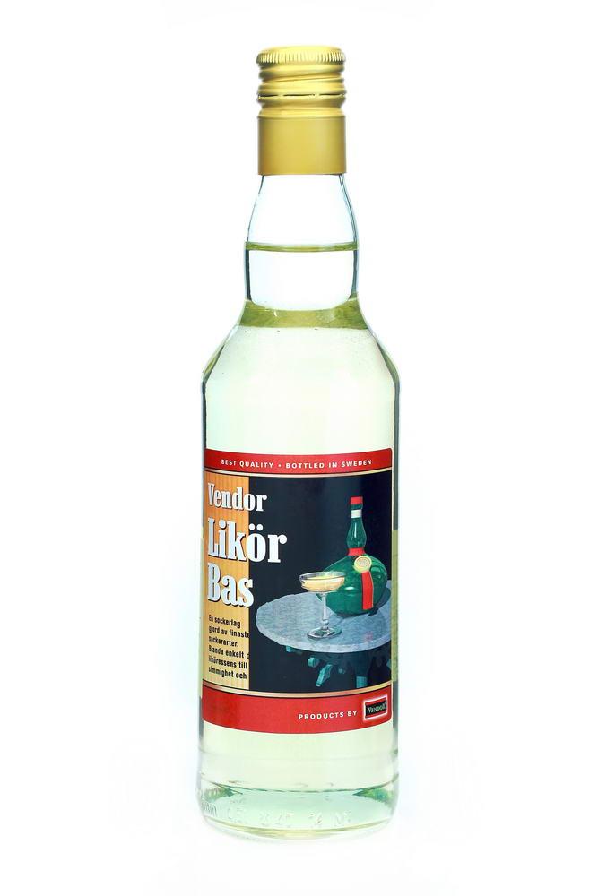 Sirup na výrobu likérů (500 ml)