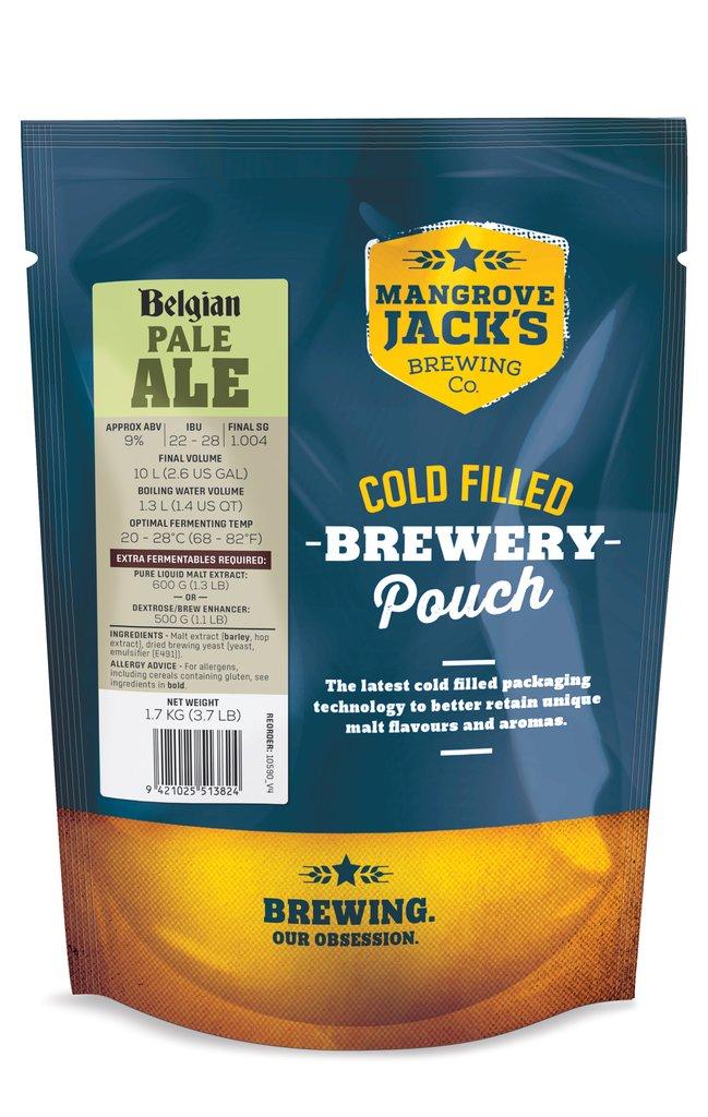 Belgické pivo PALE ALE