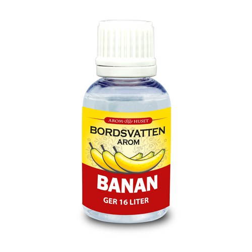 Banán – sirup