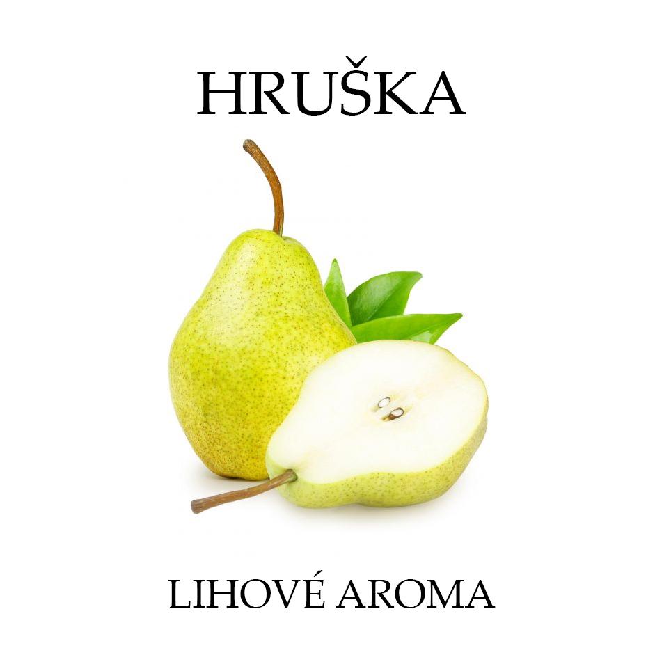 Hruška - lihové aroma