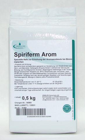 Spiriferm Arom kvasinky 20 g (pro kvas i mošt)