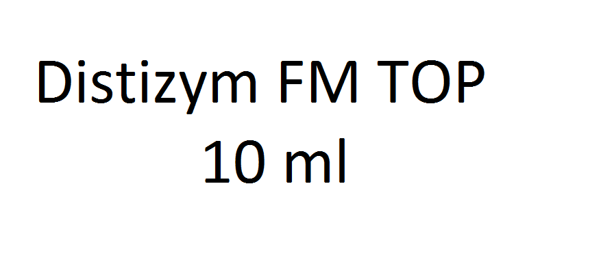 Distizym FM TOP - enzym pro tvrdé ovoce