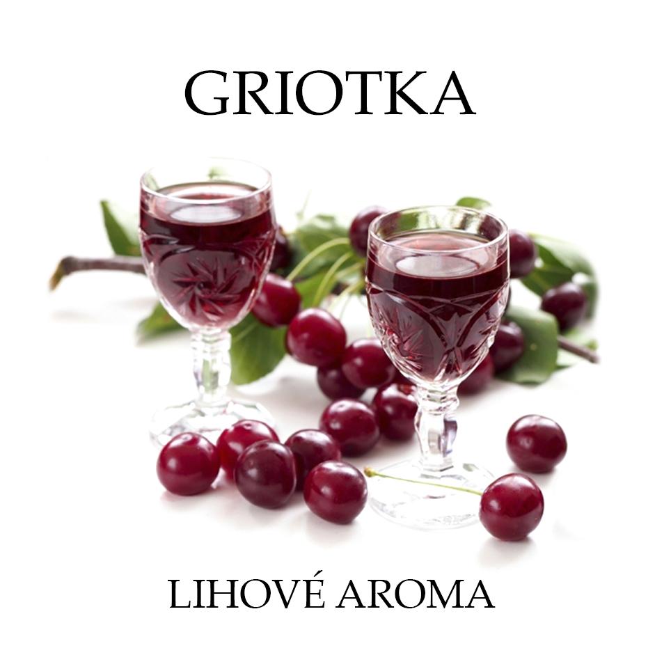 Griotka - lihové aroma 100 ml