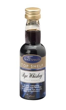 Rye Whiskey - esence 50 ml