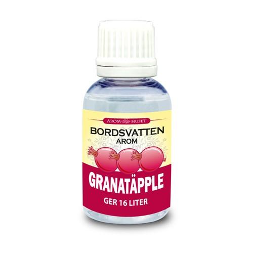 Granátové jablko - sirup