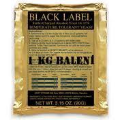 Black Label kvasnice (14% - 17%) 1 kg balení