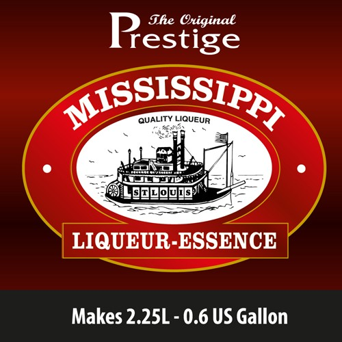 Mississippi likér - esence 50 ml