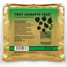 Kvasnice pro ovocné pálenky (20-25 l)