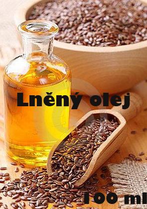 Lněný olej - na ošetření soudků 100 ml
