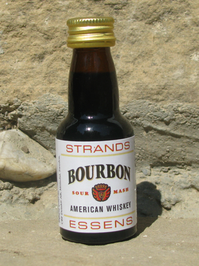Bourbon Whisky - 25 ml