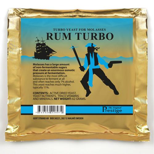 Rumové kvasnice 14%