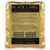 Black Label kvasnice 14-17% (pro cukerný kvas)