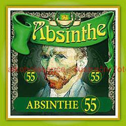 Absinthe 55 Strong - esence 20 ml