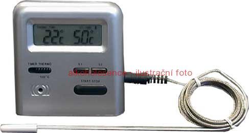 Digitální teploměr -50 až +300°C
