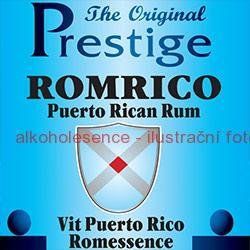 Portorikánský bílý rum - esence 20 ml