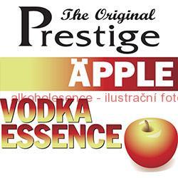 Jablečná vodka - alkoholová esence