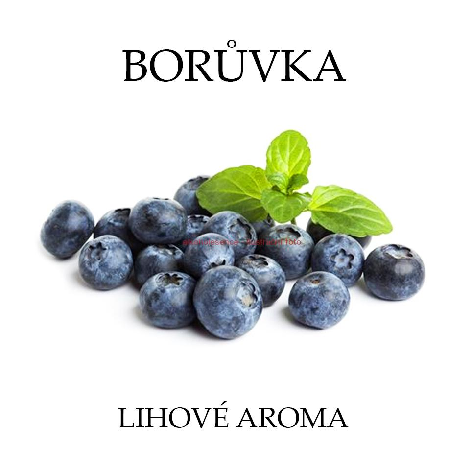 Borůvkové aroma 100 ml