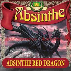 Absinth červený drak - absinth esence