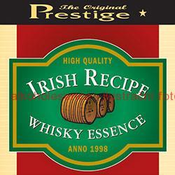 Irská whiskey - alkoholové esence