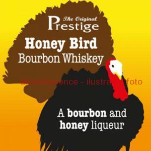 Honey Bird Bourbon Whiskey - esence 20 ml
