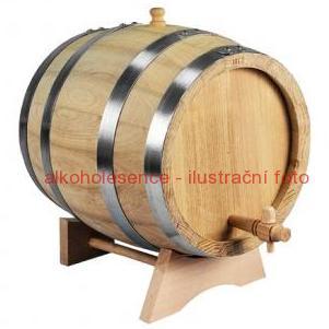 Akátový soudek 10 litrů