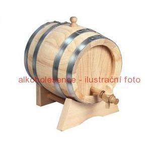 Jasanový soudek 2 litry