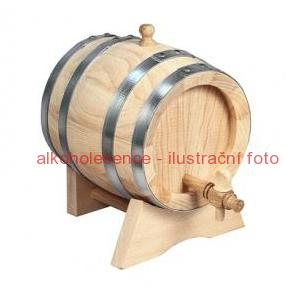 Jasanový soudek 3 litry