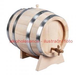 Jasanový soudek 5 litrů