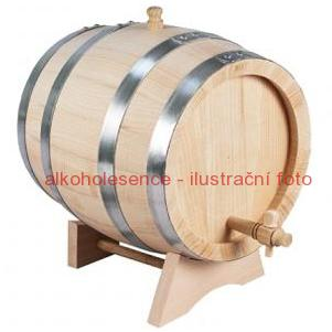 Jasanový soudek 10 litrů