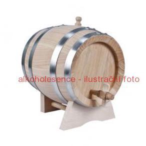 Třešňový soudek 3 litry