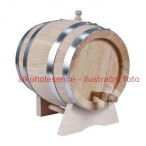 Třešňový soudek 5 litrů