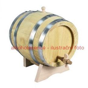 Morušový soudek 3 litry