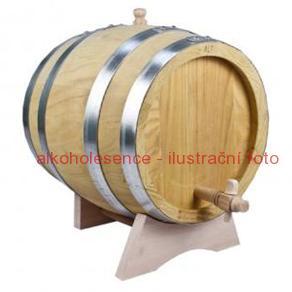 Jalovcový soudek 8 litrů