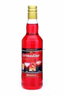 MM Grenadine koktejlový sirup  - 500 ml