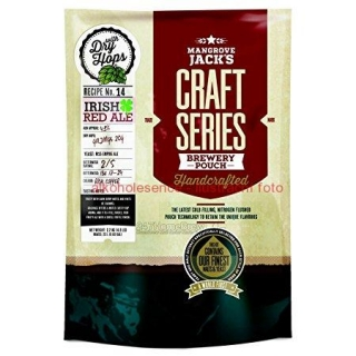 Mangrove Jack's Irish Red ALE Craft Series