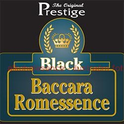 Baccara Black Rum - esence 20 ml