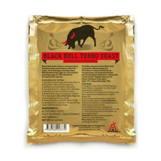 Black Bull turbo kvasnice 14-18%