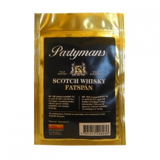 Scotch Whisky chips (25 g)