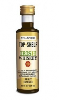 Irish Whiskey - esence 50 ml na 2,25l