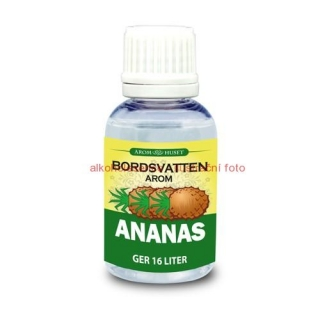 Ananas - sirup  32 ml