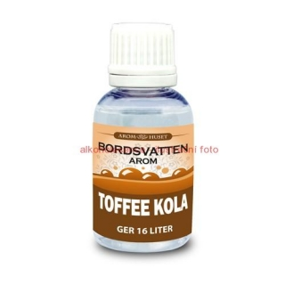 Toffee (Karamely) - sirup  32 ml