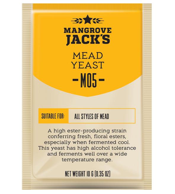 Kvasinky na medovinu - Mangrove Jack's