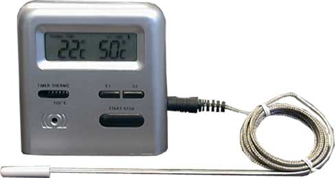 Digitální teploměr (-20°C až +300°C)