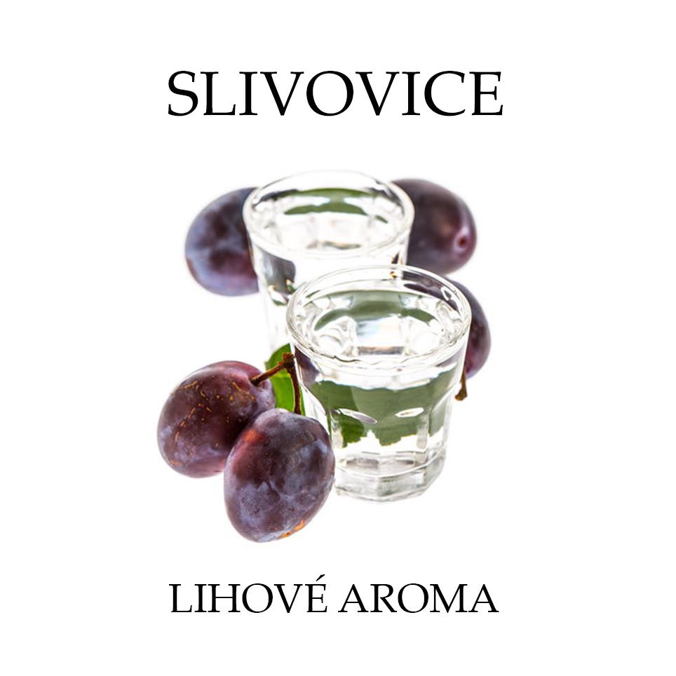 Slivovicové aroma (Aroco) - lihové aroma 100 ml