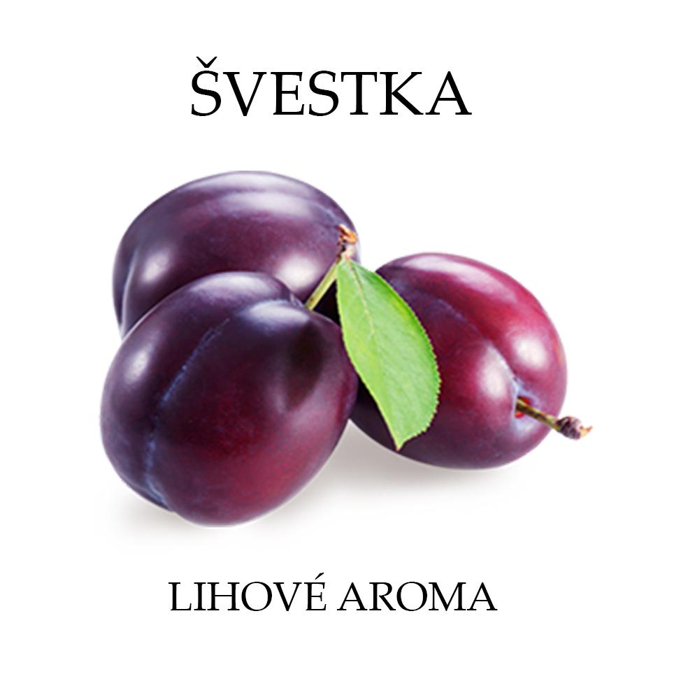 Švestkové aroma (Aroco) - lihové aroma 100 ml