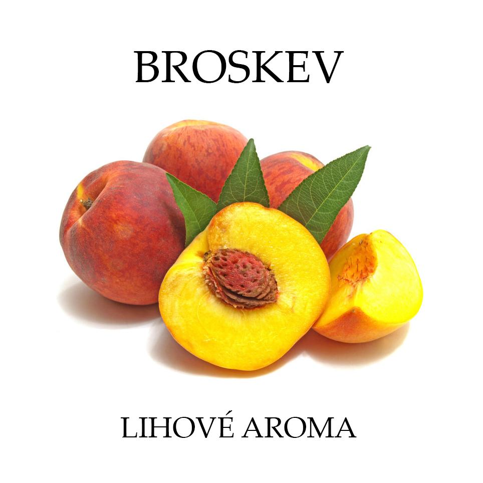Broskvové aroma (Aroco) - lihové aroma 100 ml